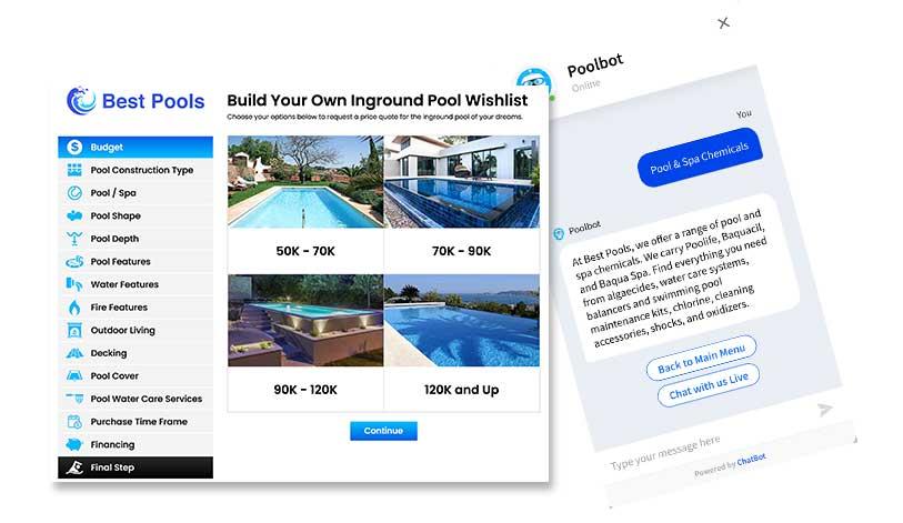 Website Lead Capture Tools